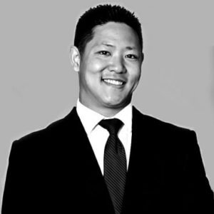 Attorney Justin Shimizu - partner and the senior trial attorney at Shield Litigation, LLP.